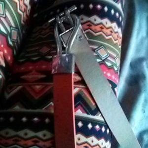 Tory birch belt (s\o)